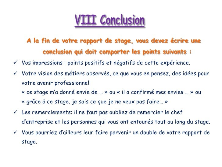Diaporama stage 3 me - Rapport de stage cabinet d avocat exemple ...