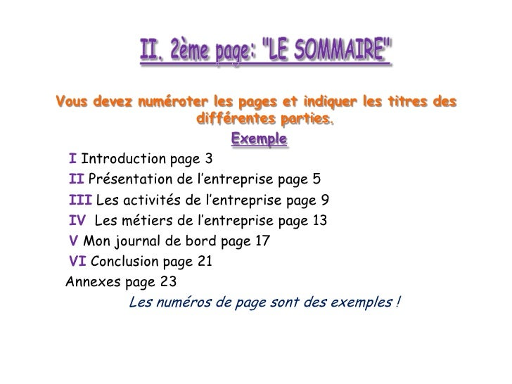 Diaporama stage 3 me - Comment numeroter des pages sur open office ...