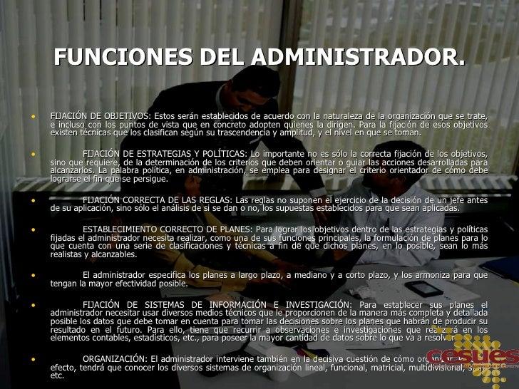 Proceso administrativoLR