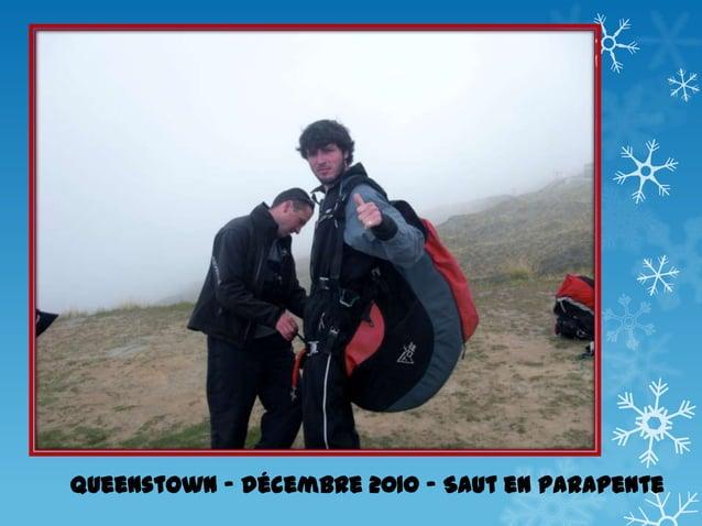 Queenstown saut à l'élastique - le grand bonheur !