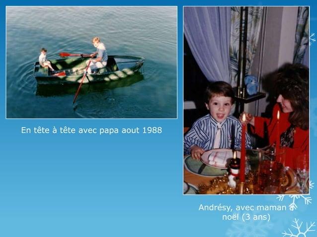 En famille - En mai 1995