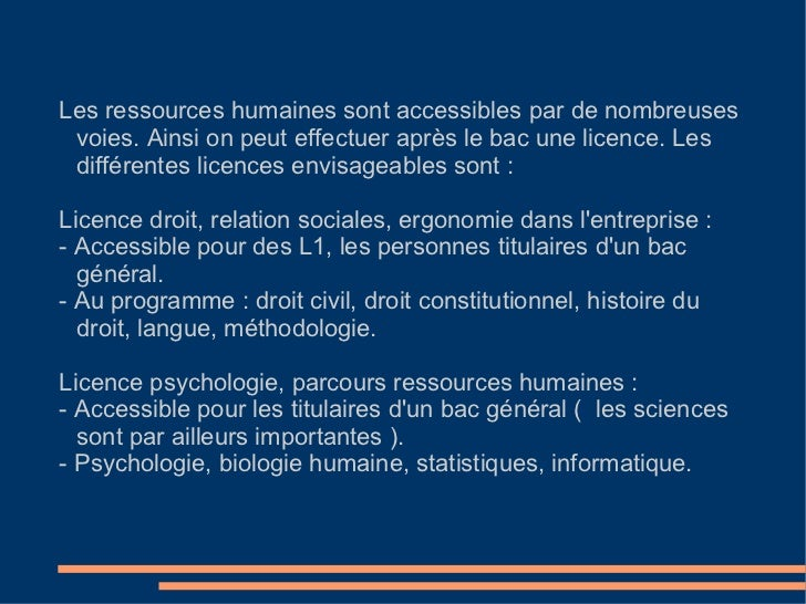 diapo ressources humaines