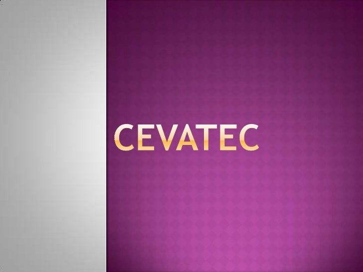 cevatec<br />