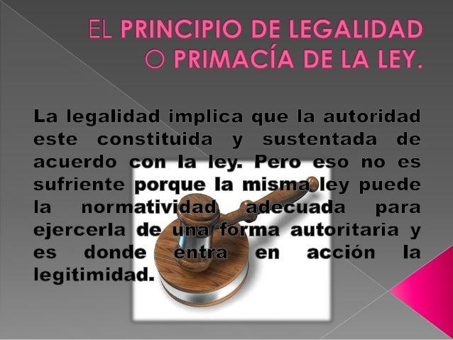  Es un término utilizado en la Teoría del Derecho, en la Ciencia Política y en Filosofía que define la cualidad de ser co...