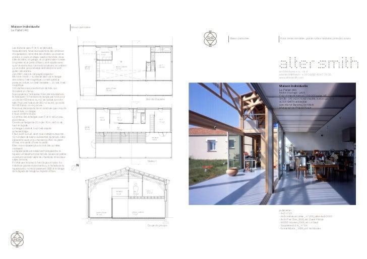 Maison Individuelle                                          Maison particulièreLe Pallet (44)                            ...