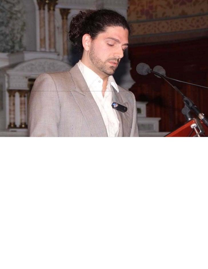 Photos de la conférence de Gilles Saucier (Saucier Perrotte) à l'ÉA de l'Université Laval Slide 2