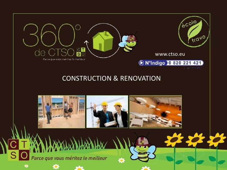 www.ctso.eu<br />CONSTRUCTION & RENOVATION<br />