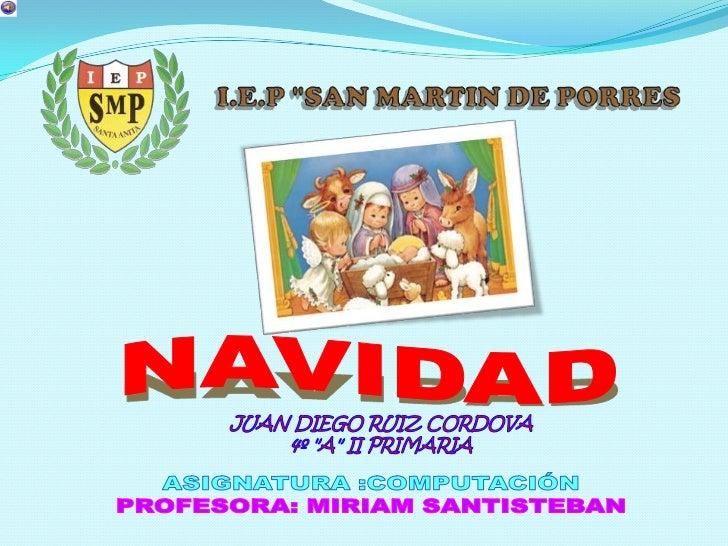 Navidad es el díamas especial del año, es el amor de Dios para con                             nosotros,               Nav...