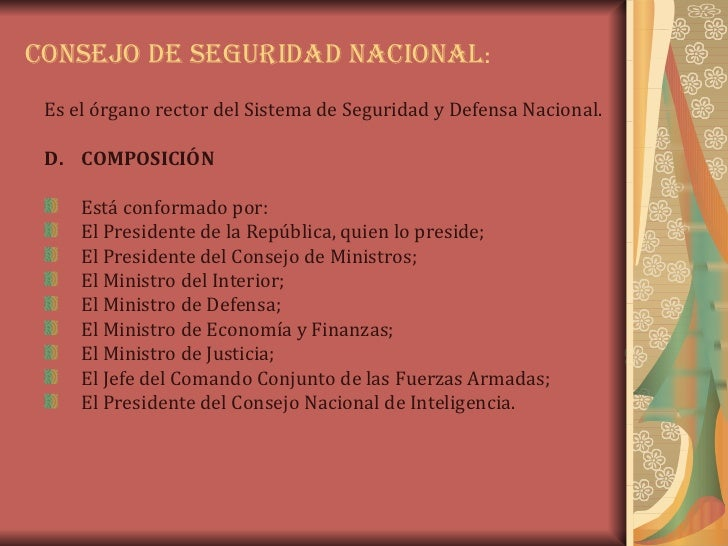 Diapositiva for Quien es el ministro de interior