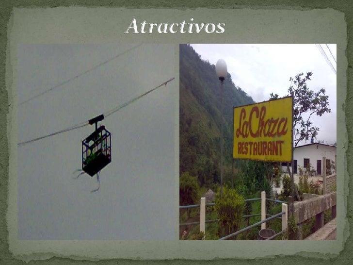 Atractivos<br />