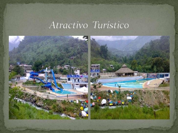 Atractivo  Turístico<br />