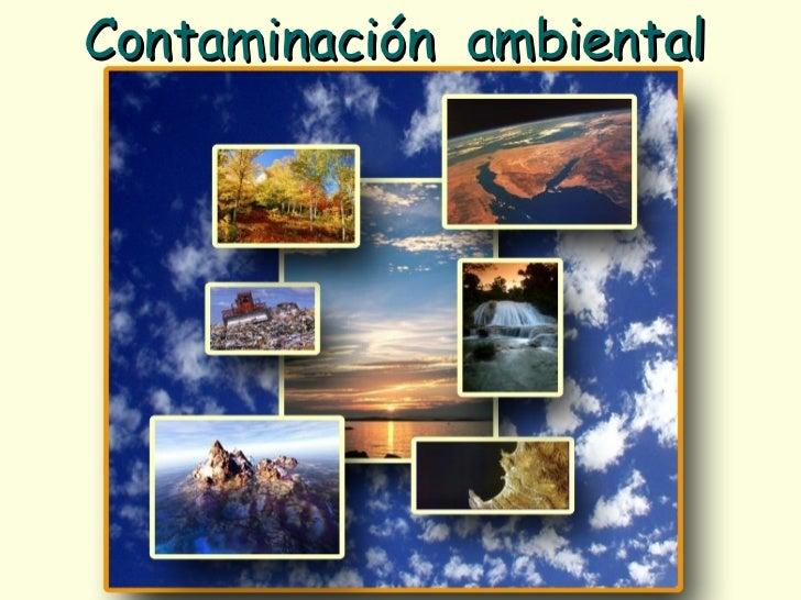 Diapositiva Contaminacion Ambiental Slide 2