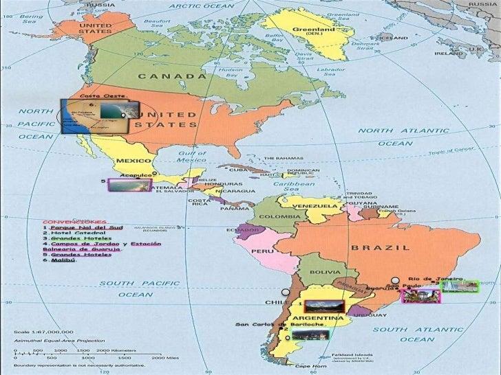 ORIGEN Y EVOLUCION DEL TURISMO EN EL CONTINENTE AMERICANO