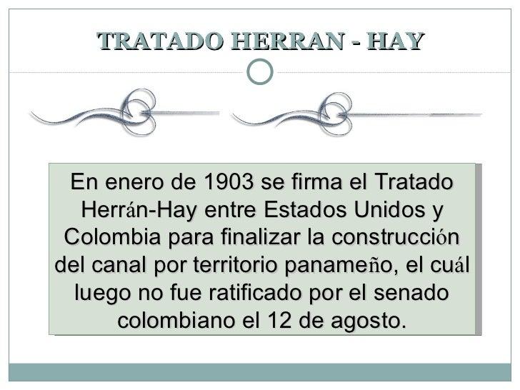 Separacion De Panama De Colombia