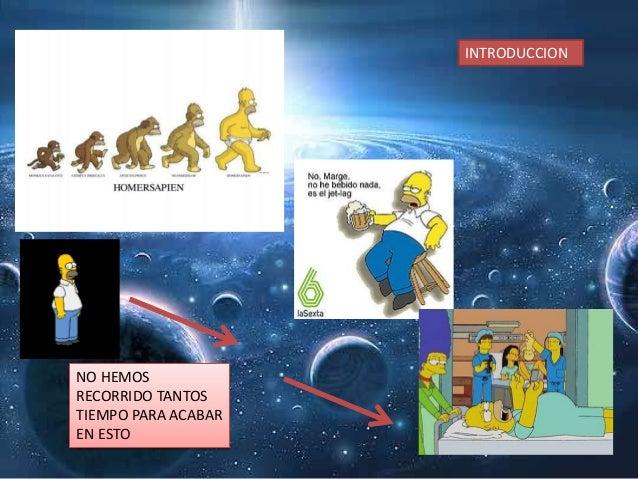 NO HEMOS RECORRIDO TANTOS TIEMPO PARA ACABAR EN ESTO INTRODUCCION
