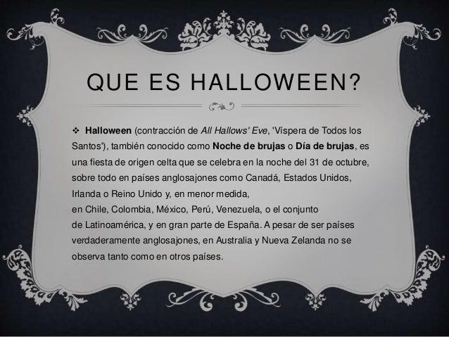Diapositiva Halloween