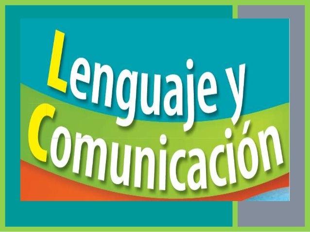 El lenguaje se configura como aquellaforma que tienen los seres humanospara comunicarse. Se trata de unconjunto de signos,...