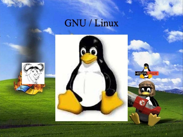 GNU / Linux GNU / Linux