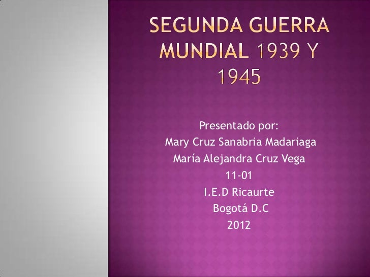 Presentado por:Mary Cruz Sanabria Madariaga María Alejandra Cruz Vega            11-01       I.E.D Ricaurte         Bogotá...