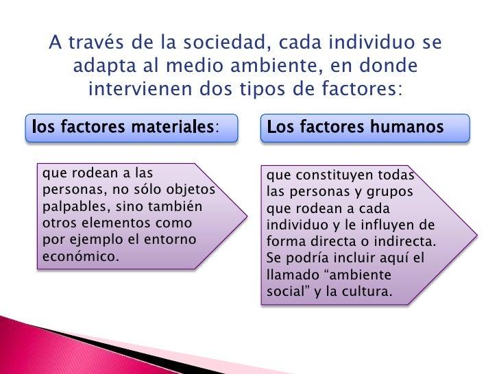 LA SOCIALIZACIÓNLa socialización supone unaserie de procesos mediante  los cuales las personas interiorizamos las pautas  ...