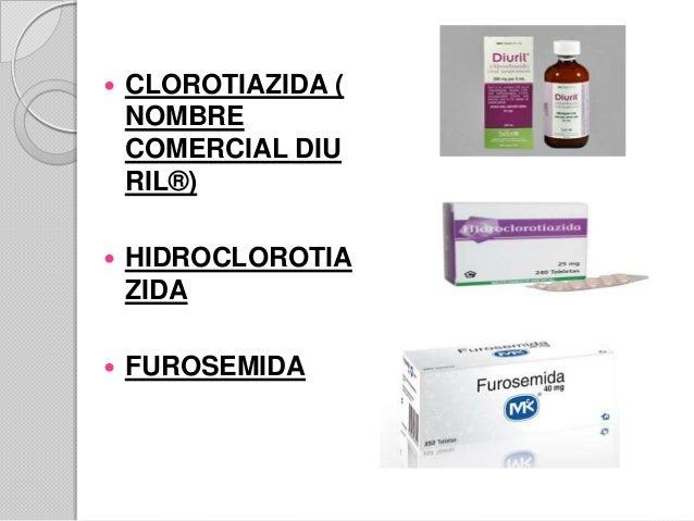 medicamentos para bajar la presion arterial