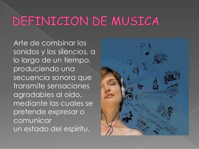 LA MUSICA. Slide 2