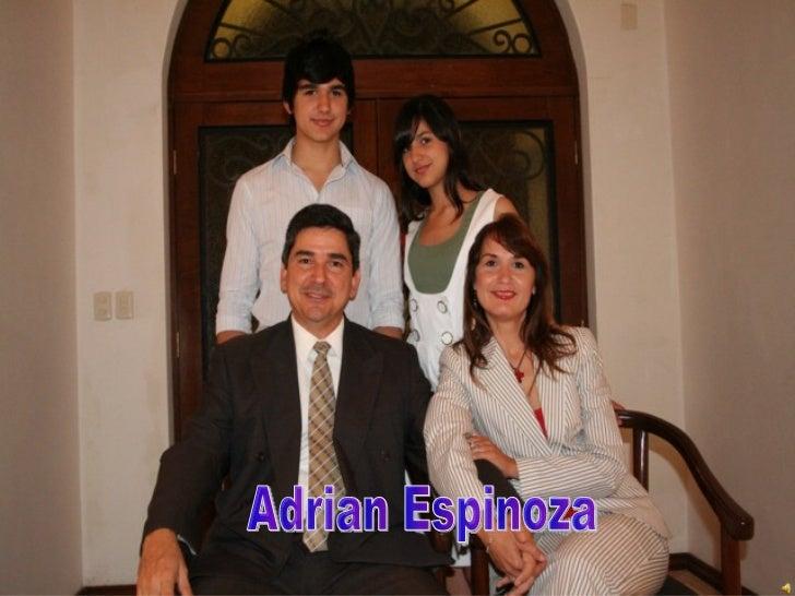Adrian Espinoza