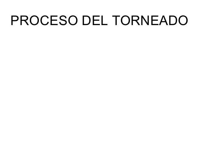 PROCESO DEL TORNEADO