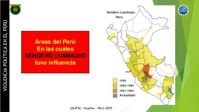 Image result for sendero luminoso mapa