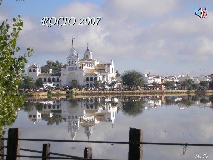 ROCIO 2007 Marilo