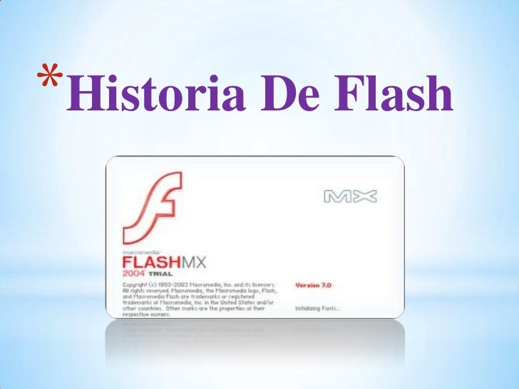 *Historia De Flash