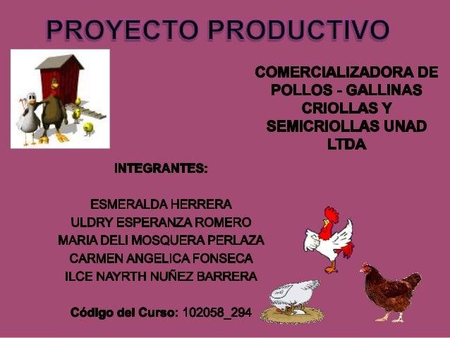 El Proyecto surge de la iniciativa delos estudiantes de la UNAD,escogiendo el Municipio de Tocaimacomo punto de partida, y...