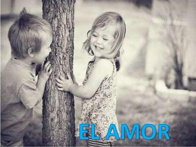 •   la palabra amor abarca una gran cantidad de sentimientos    diferentes, desde el deseo pasional y de intimidad del amo...
