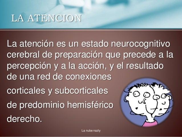 La atención- Psicología Slide 2