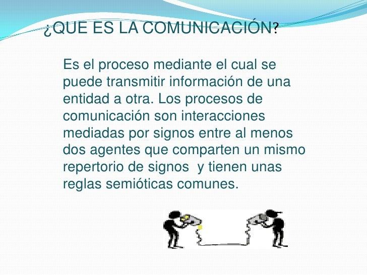 Diapositivas comunicacion Slide 2