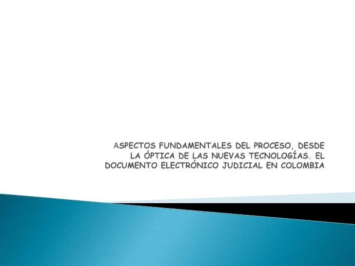 El artículo 95 de la Ley Estatutaria de Justicia de Colombia1establecequeelConsejo Superior de la Judicatura debe propend...
