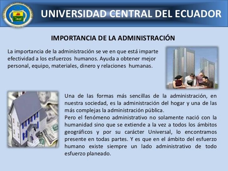 Administraci n y las empresas por mayra chuquin for Importancia de la oficina