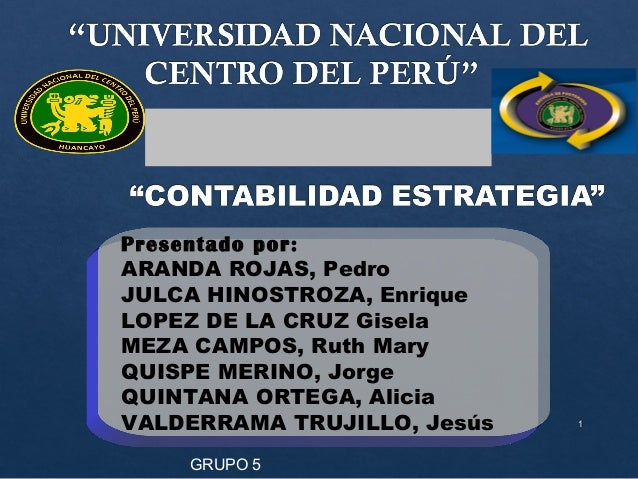 11 CONTABILIDAD PARACONTABILIDAD PARA DECISIONES EMPRESARIALESDECISIONES EMPRESARIALES Presentado por: ARANDA ROJAS, Pedro...