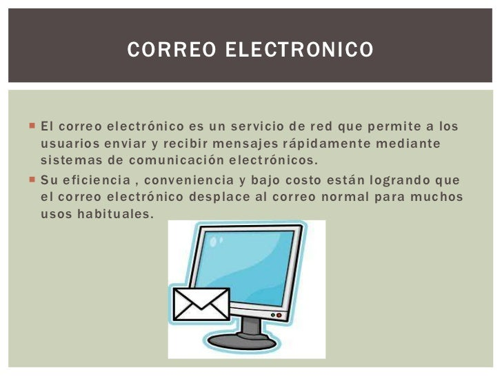 Diapositivas de correo electronico 2012 Slide 2