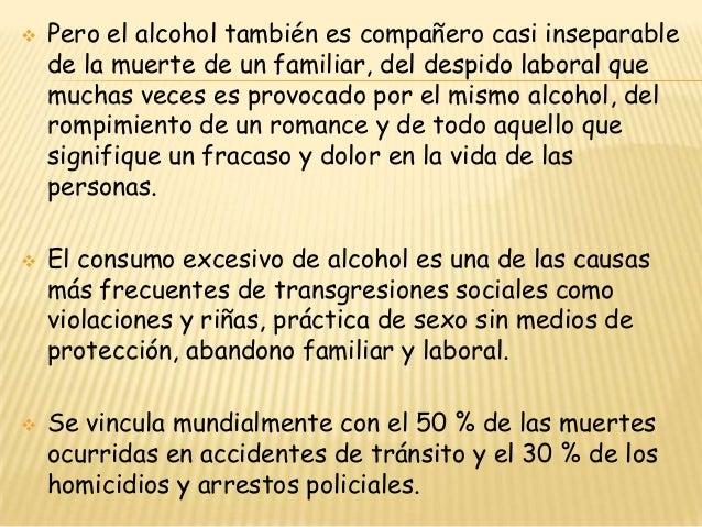 El test del alcoholismo los resultados