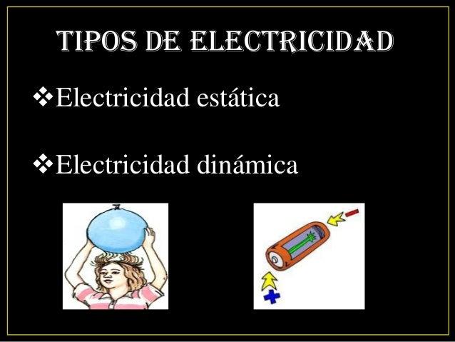 Diapositivas de electricidad for Como evitar la electricidad estatica