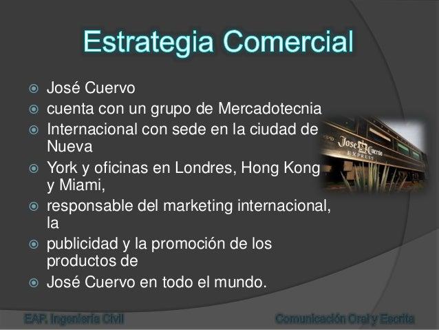 Diapositivas De Jose Cuervo