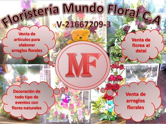 Venta de artículos para       Venta de    elaborar          flores alarreglos florales       detal Decoración de  todo tip...