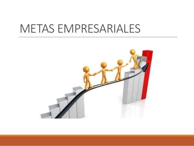 pol u00cdticas y metas empresariales