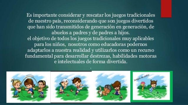 Juegos Tradicionales Karina Freire