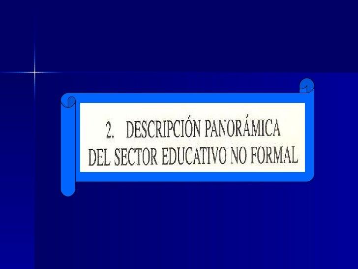 Diapositivas Del Segundo Capitulo De EducaiòN Fuera De La Escuela. Slide 1