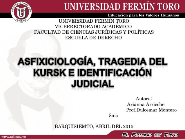 UNIVERSIDAD FERMÍN TOROUNIVERSIDAD FERMÍN TORO VICERRECTORADO ACADÉMICOVICERRECTORADO ACADÉMICO FACULTAD DE CIENCIAS JURÍD...
