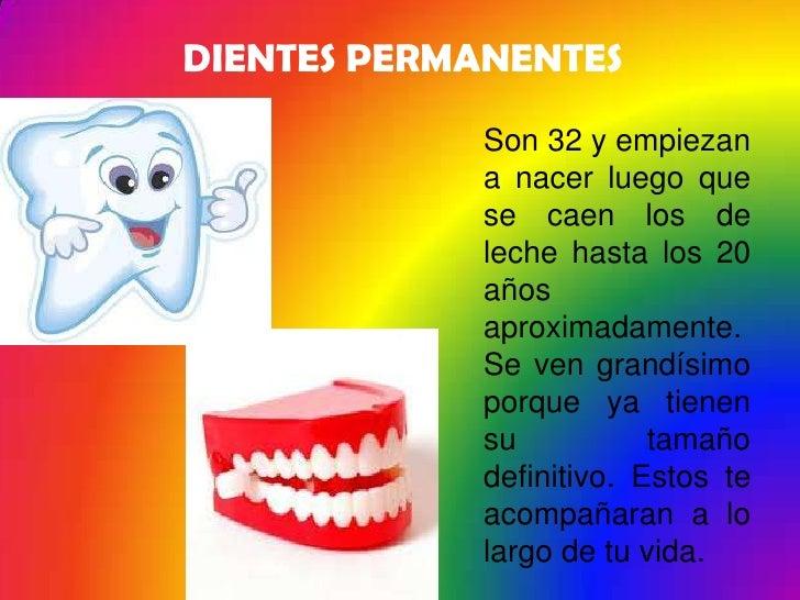Diapositivas De Salud Bucal