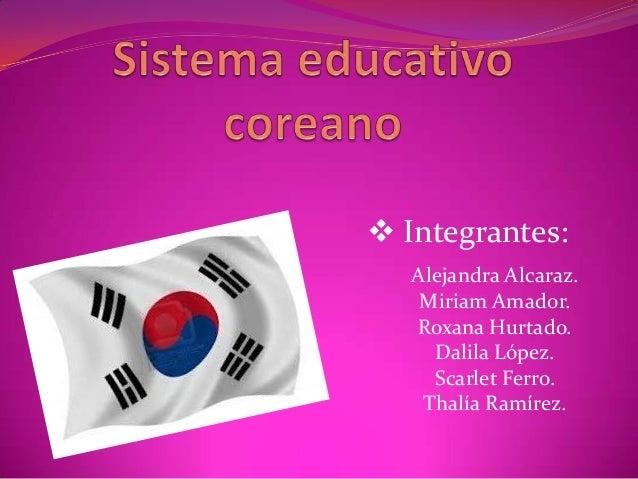  Integrantes:   Alejandra Alcaraz.    Miriam Amador.   Roxana Hurtado.     Dalila López.     Scarlet Ferro.    Thalía Ram...