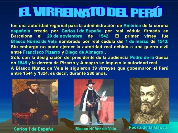 VIRREYES QUE GOBERNARON EL PERU EBOOK